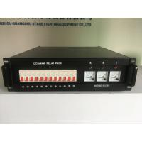 Quality Professional LED Stage Lighting Control 12CH 4KW Power Pack Dimmer for sale