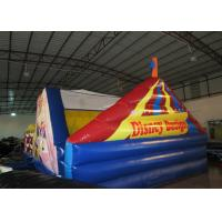 Quality Disney mickey mouse inflatable obstacle course inflatable circus obstacle course for sale for sale
