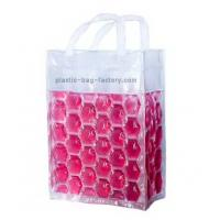 Quality Reusable Wine Cooler Bag Non - Phthalate PVC 6 Bottles Type With Color Liquid for sale