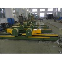 Quality Cylinder Welding Rollers Hydraulic Bending Machine Lead Screw Wheel Siemens Control for sale