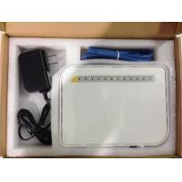Quality 4*GE Gpon Onu 2* Pots Port 4*Fixed 10 / 100 / 1000M BASE - TX Port WiFi 1 USB for sale