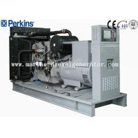 250KVA Perkins Generator 200KW 6 Cylinder Generator with High Temperature Radiator