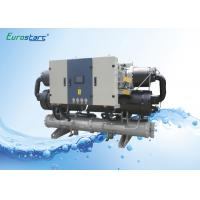 Low Temperature Glycol Water Cooled Scroll Chiller Phase Reversion Protection
