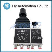 Buy cheap Aluminum Alloy 14750430H double acting proportional air control tipping valve from wholesalers