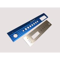 Buy cheap Custom Aluminum Front Audio Panel Precision Machine Products With CNC from wholesalers