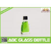 Buy Essential Balm Oil Sample Mini Glass Bottle Vial With Plastic Screw Cap/Glass Balm clear bottle at wholesale prices