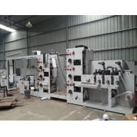 Quality Sod High Speed Flexographic Printing Machine No Pollution 60 M/Min for sale