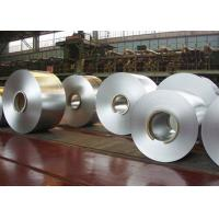 Quality Bright White Cold Rolled Steel Coil High Performance With Customized Length for sale