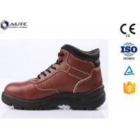 Buy cheap Trucker Stylish PPE Safety Shoes For Electrical Workers Customized Acid from wholesalers