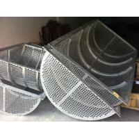 Buy cheap Hastelloy Alloy C-276 C276 (UNS N10276,2.4819) screen filters sieve baskets filter drums filter screen from wholesalers