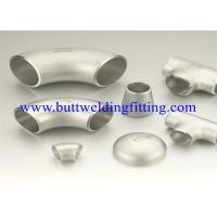 "Quality Stainless Steel 904L But Weld Fittings  NO8904 / 1.4539 1""  8""  24""  SCH10S SCH40S SCH80S ASME B 16.9 for sale"