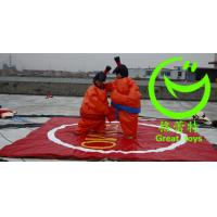 Quality Hot selling inflatable sports game /inflatable sumo wrestling suits with 24months warranty for sale