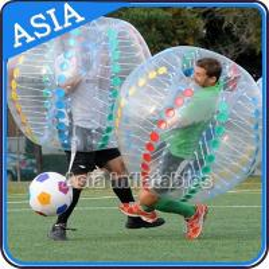 China Trendy Rubber Soccer Bubbles / Bubble Soccer / Bubble Soccer Ball Suit For Sale on sale