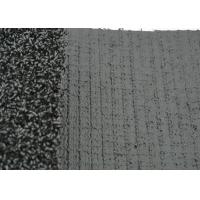 Buy Slip Resistant Fake Turf Flooring For Gyms Black Color Non Infill Fireproof at wholesale prices