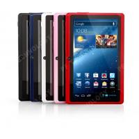 Quality Dual Core 7 Inch Capacitive Android Tablet PC Android 4.2 for sale