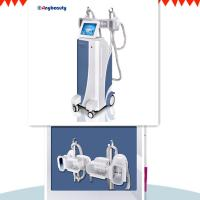 Quality Medical Ce Approval Cryolipolysis Slimming Machine With 4 Cryo Handles Work Together for sale