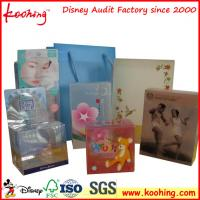 Buy Custom Logo Printing Plastic PET / PVC Packaging storage boxes at wholesale prices
