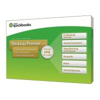 Quality Original Quickbooks Desktop Premier 2017 Intuit With Industry Edition Quickbooks Accounting Software for sale