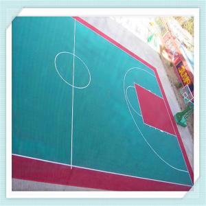 Quality Playground surface/modified PP mat/floor tile/interlock flooring for children