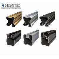 Quality Steel Polished Aluminum Alloy Window Extrusion Profiles With Fininished Machining for sale