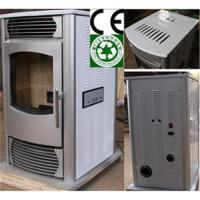 China Wood Pellet Stove with Remote Control on sale