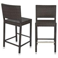 Quality Bar chair rattan outdoor furniture set for sale