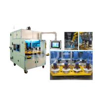 Quality Reliable Stator Winding Machine , Automatic Coil Winder Eight Working Stations for sale