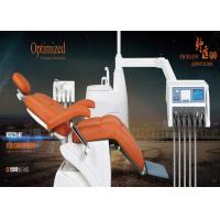 China Pelton Crane Foldable Dental Chair Equipment With LED Film System For Dental Instrument on sale
