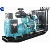 China 525KVA 420KW HD0525C Open Type Diesel Generator With 3 Phase Alternator on sale