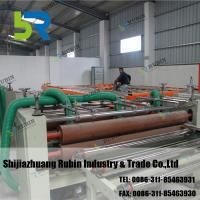 Quality 3 years guarantee PVC laminated gypsum board machine for sale