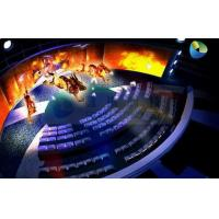 Quality Customized High Definition 5D Cinema Equipment With Curved Screen for sale