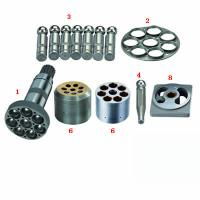 Quality Ship Hydraulic System Piston Pump Spare Parts with Socket Bolt , Valve Plate for sale