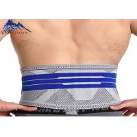 Buy cheap Professional High Quality Sport Waist Belt Knitting Safety Back Support Waist from wholesalers