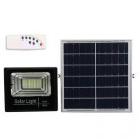 Buy cheap 60W 120LED Solar Flood Lights with Remote Outdoor Battery LED Light With Solar from wholesalers