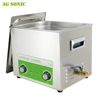 Quality 10L Medical Industry Ultrasonic Cleaner for Scopes Spay Tools Suction Tubes Disinfecting for sale