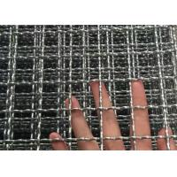 Quality Anti Rust 316 Stainless Steel Square Mesh High Strength With 22 Mm Hole for sale