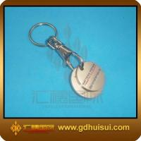 Quality trolley token coin keychain for sale