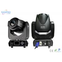 Quality Gobo Stage Lighting / 90W LED Moving Head Adjustable Rotation Speed CE RoHS for sale