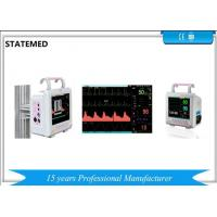 China Large Screen Patient Monitoring Devices , Spo2 Patient Care Monitoring System on sale