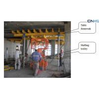 Quality Construction Suspended / Concrete Slab Formwork Systems Shifting Trolley for sale