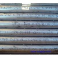 Quality Alloy UNS N10276 Hastelloy C Pipe , B574 / B575 / B619 / B622 Hastelloy C 276 Tube for sale