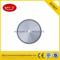 Quality TCT Metal Saw Blades Cutting Disc For Wood Cutting Blade / Steel Cutting Tools for sale