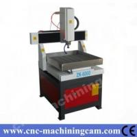Buy cheap cutting aluminum cnc router ZK-6060(600*600*120mm) from wholesalers