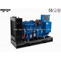 Buy cheap 4 Cylinder Open Type Diesel Generator 10KW , 13.5KVA Diesel Electric Generator from wholesalers