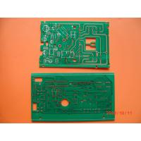 Quality FR4 1.6mm Rigid Printed Circuit Boards One Layer PCB For Computers for sale