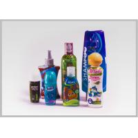Buy cheap PETG Personalised Drink Bottle Labels , Harmless Heat Shrink Wrap Film With from wholesalers