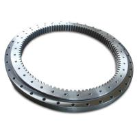 Quality 50Mn, 42CrMo high performance slewing bearings for excavator, made in China for sale