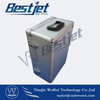 Quality BESTJET handheld expiry date inkjet printer for PVC for sale