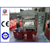 Quality Manual Type Rubber Vulcanizing Press Machine With 100% Positioning Safety for sale