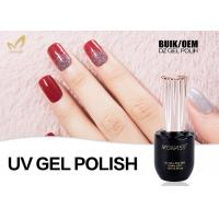 Quality 200 Colors 3 In 1 Gel Nail Polish , Private Label Gel Polish For Nail Art for sale